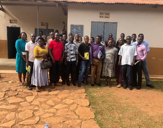 Report on Uganda 2019