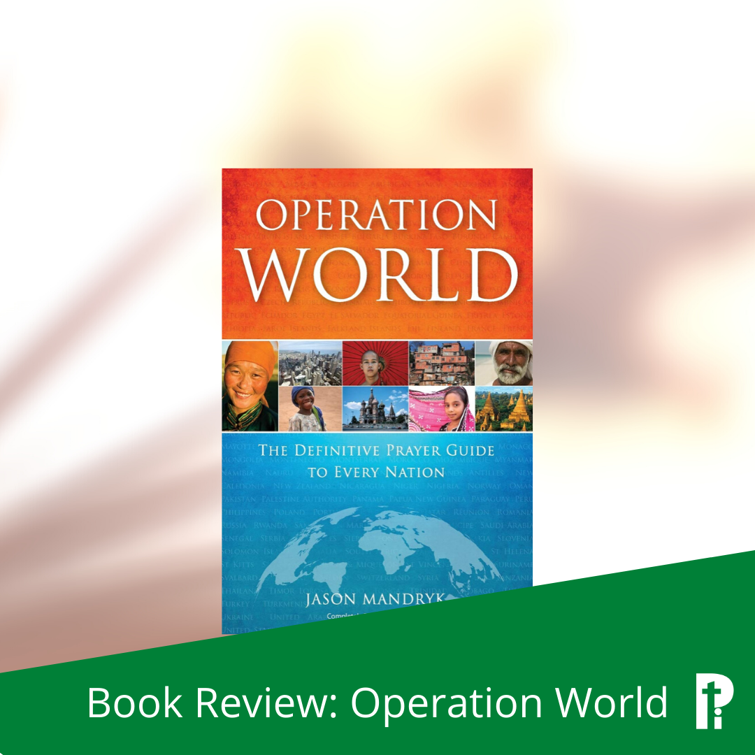 Book Review: Operation World