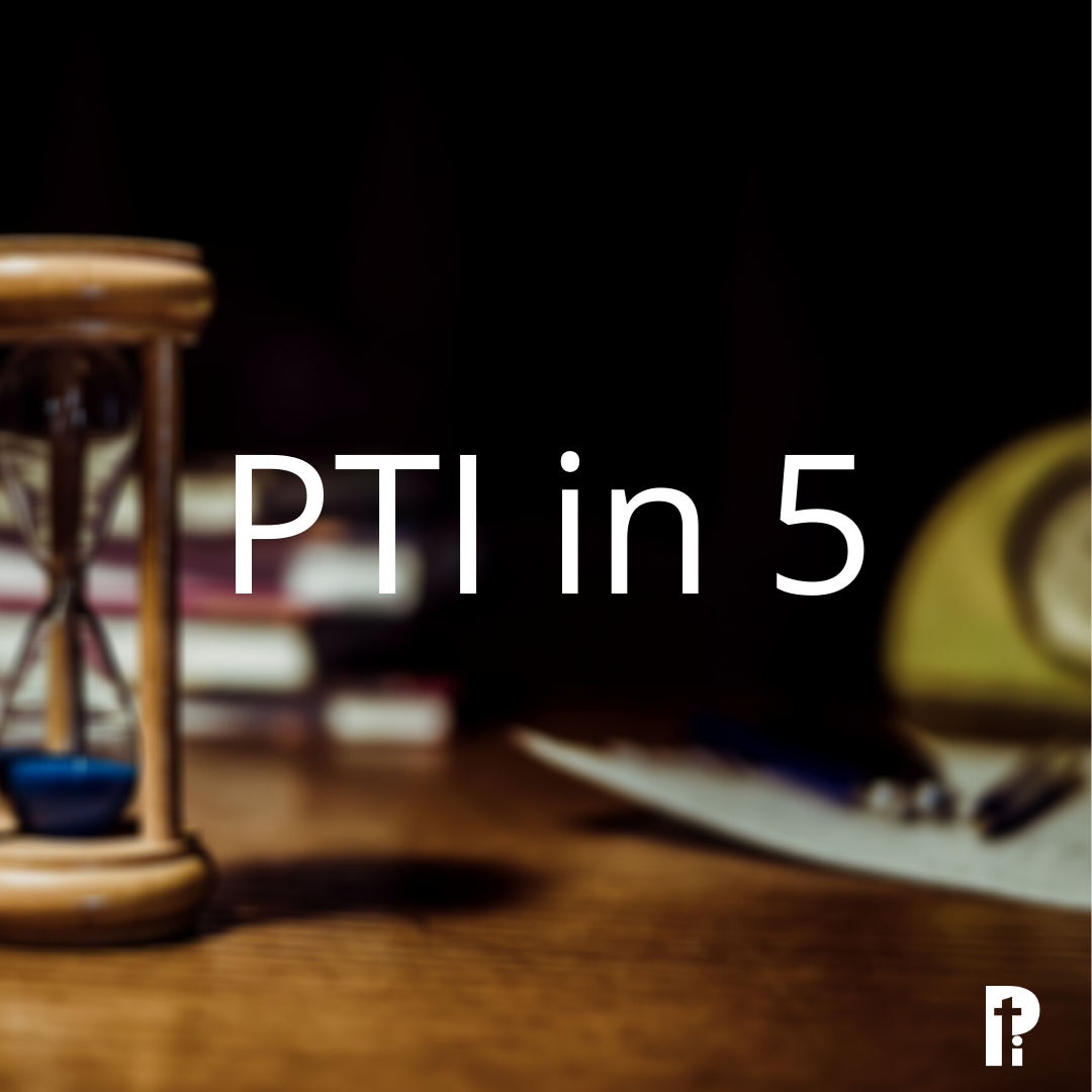 PTI in 5 Minutes