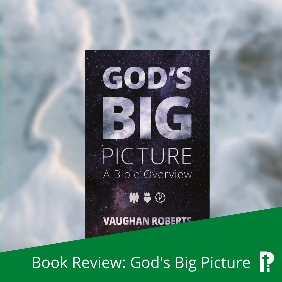 Book Review: God's Big Picture by Vaughan Roberts