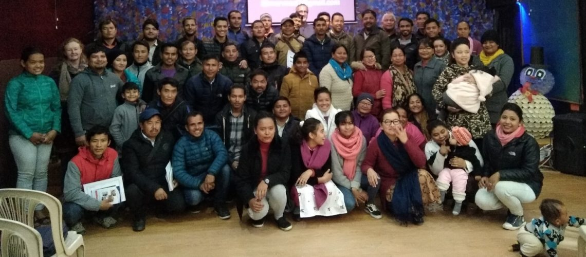 4th year Kathmandu conference